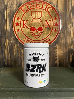 Black Magic, Bzrk, 25 Servings, Lemonraz Icy