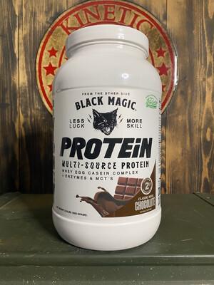 Black Magic, Multi-Source Protein, 25 Servings, 2Lb, Classic Milk Chocolate