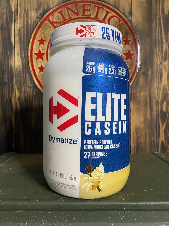 Dymatize, Elite Casein Protein, 25 Servings, 2Lb, Vanilla