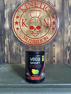 Vega Sport, Hydrator, 50 Servings, Lemon Lime