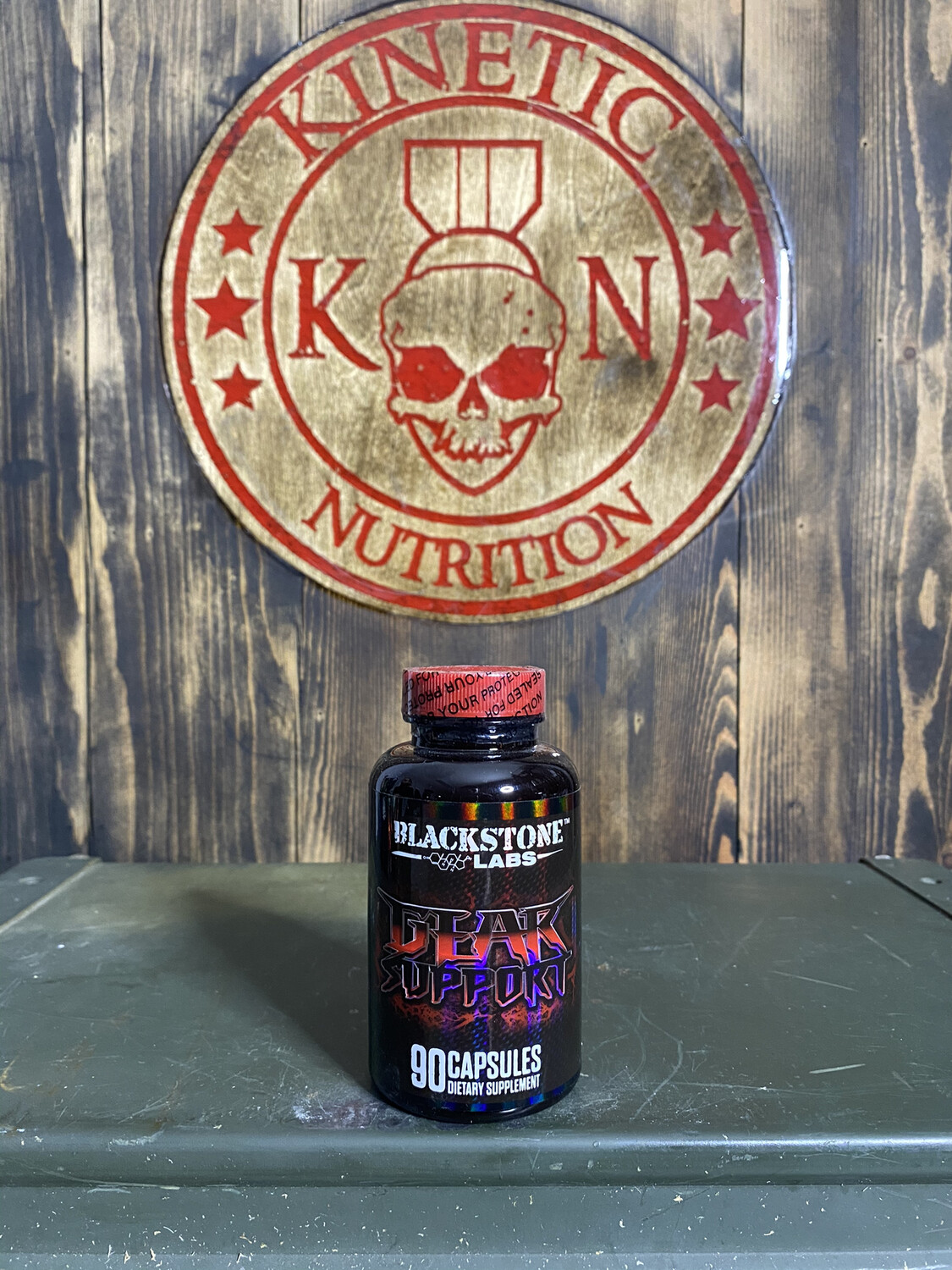 Blackstone Labs, Gear Support, 45 Servings