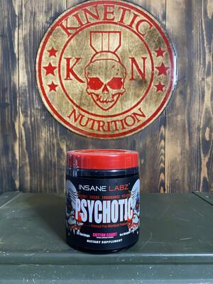 Insane Labz, Psychotic, 35 Servings, Cotton Candy