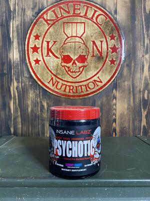 Insane Labz, Psychotic, 35 Servings, Gummy Candy