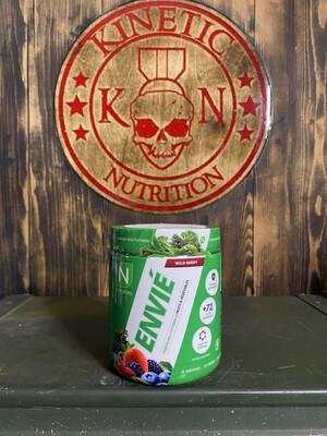 Nutrakey, Envie, Greens Multivitamin, 35 Servings, Wild Berry
