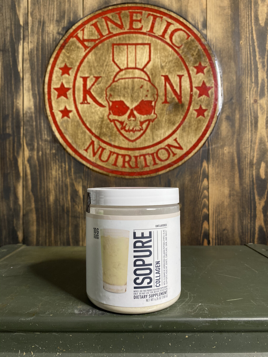 Isopure, Collagen,  15 Servings, Unflavored