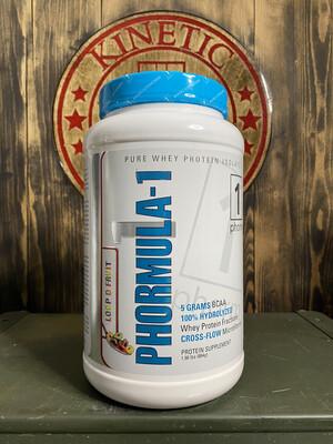 1st Phorm, Phormula-1, Protein, 32 Servings, 2lb, Loop Fruit