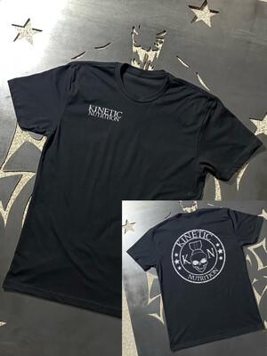 Black Unisex Tee - Kinetic