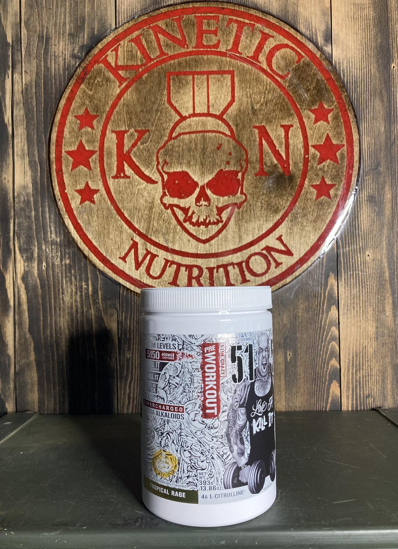 5% Nutrition, 5150, 30 Servings, Tropical Rage