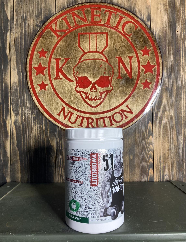 5% Nutrition, 5150, 30 Servings, Green Apple
