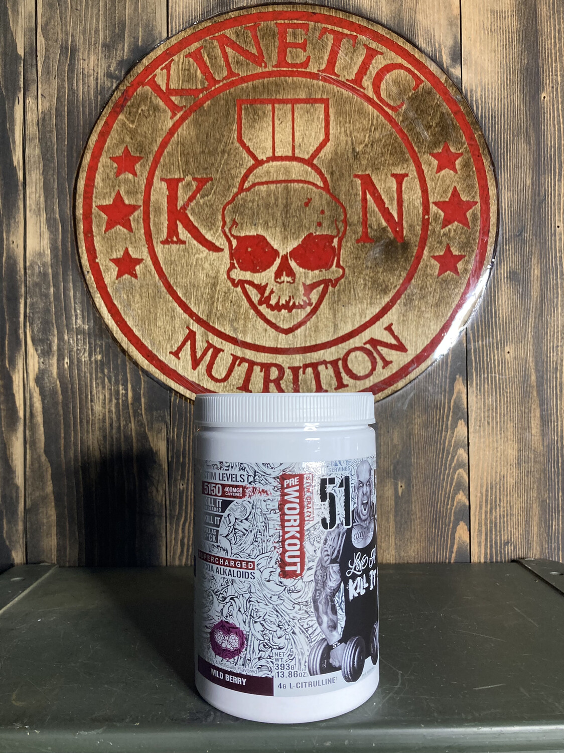 5% Nutrition, 5150, 30 Servings, Wild Berry