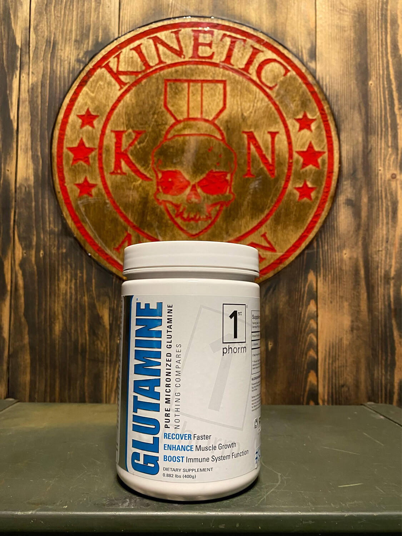 1st Phorm, Glutamine, 80 Servings