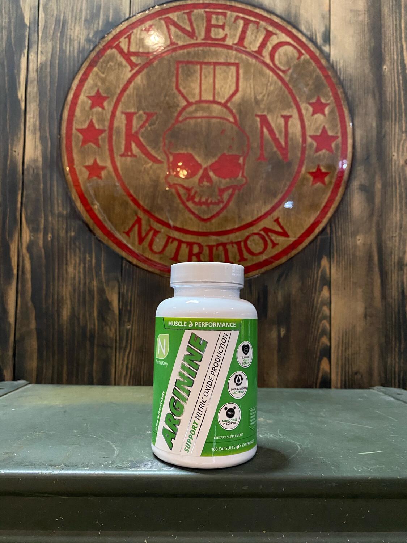 Nutrakey, Arginine, 50 Servings