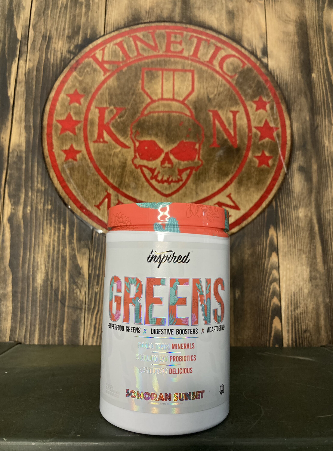 Inspired, Greens, 30 Servings, Sonoran Sunset