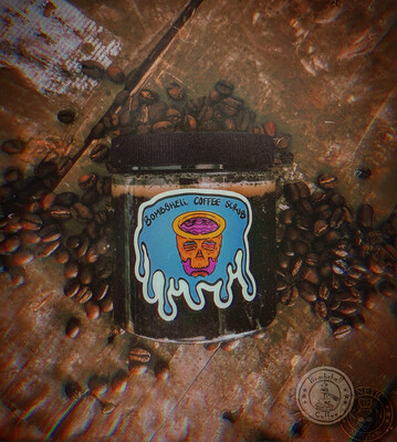 Bombshell Coffee Sugar Scrub