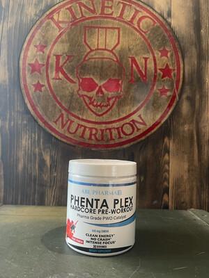 Abl Pharma, Phenta Plex, Pre-workout, Fruit Punch, 30. Servings