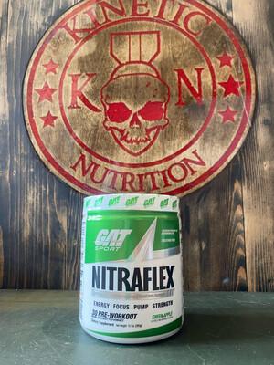 Nitraflex, Pre Workout, 30 Servings, Green Apple
