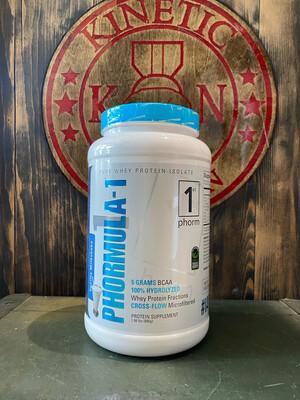 1st Phorm, Phormula-1, 32 Servings, 2 Lbs, Vanilla Milkshake