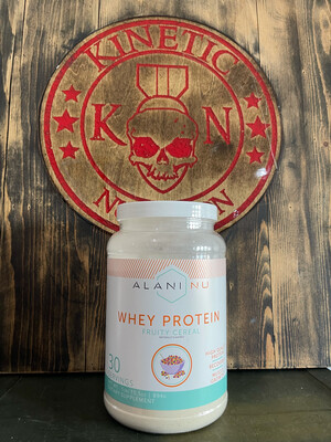 Alani Nu, Whey Protein, Fruity Cereal, 30 Servings