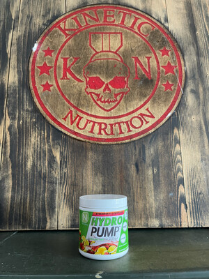 Nutrakey, Hydropump Pre Workout, Strawberry Lemonade, 30 Servings