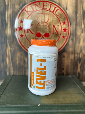 1st Phorm, Level -1 Protein, Pumpkin Spice, 30 Servings