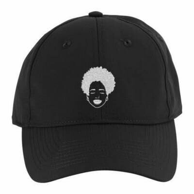 Freeform Afro Logo Baseball Cap