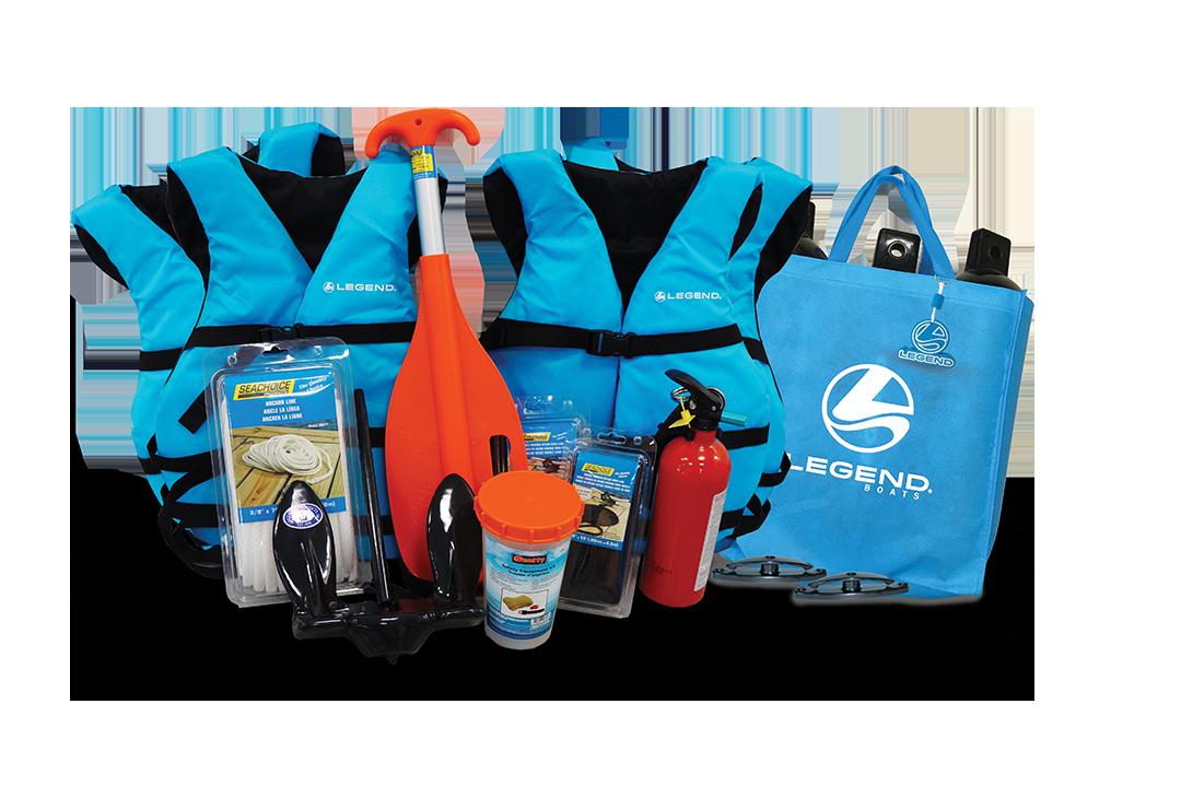 Pontoon Starter Kit