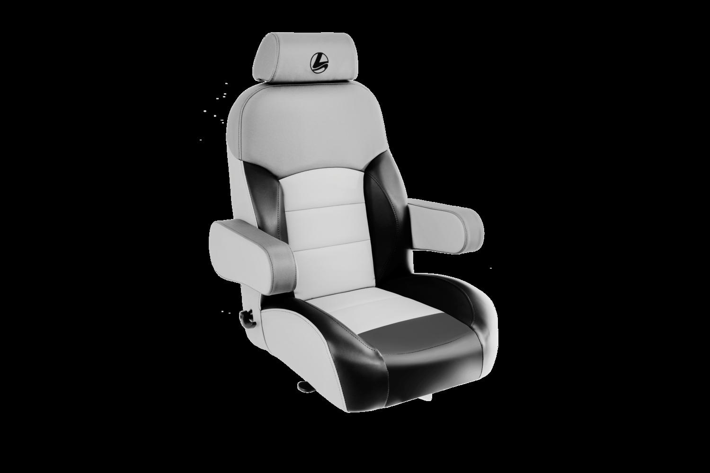Ergomax Reclining Captain's Chair