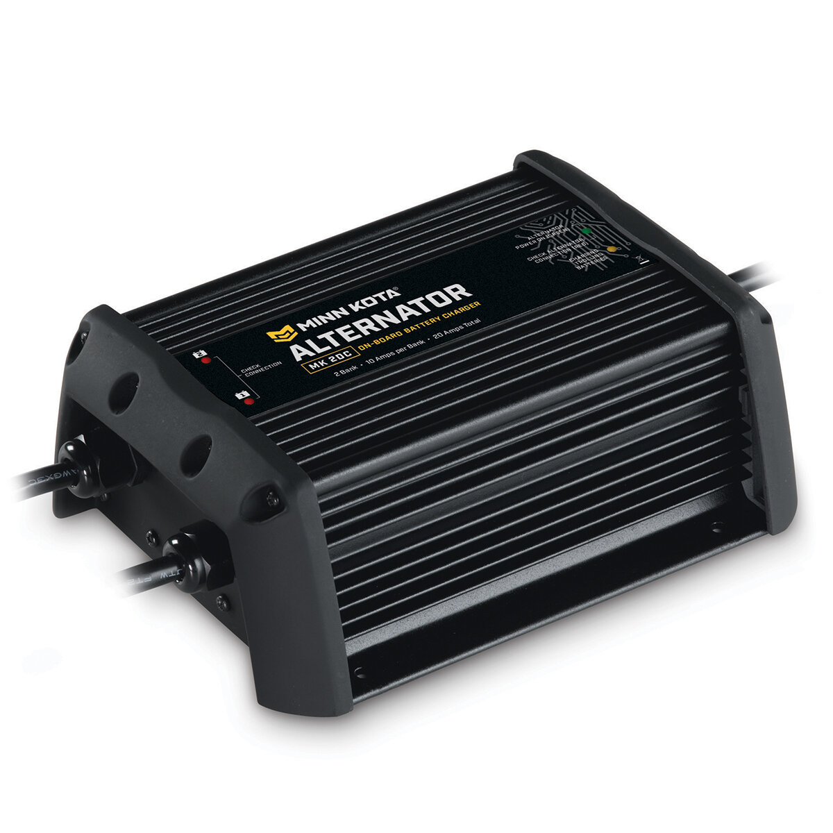 Minn Kota Dual Bank Alternator Charger