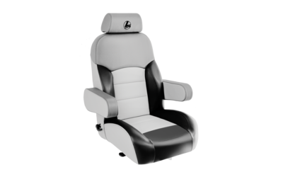 Ergomax Reclining Captain's Chair