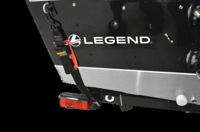 Legend Quick-Latch Tie Downs (Pair)