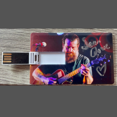 Cover Song of Your Choice on a Custom Thumb Drive