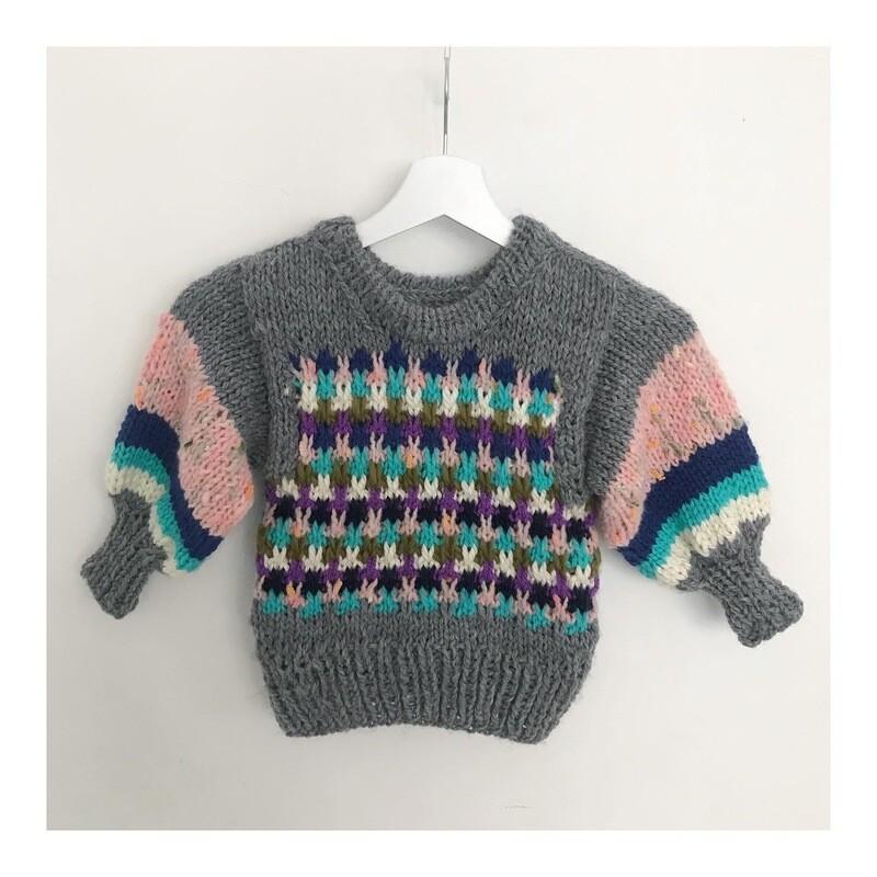 The Manka Sweater