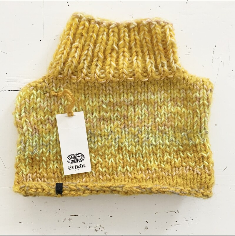 Yellow Neck Warmer