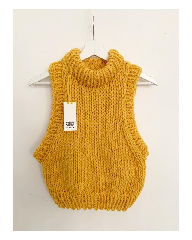Yellow Wool West