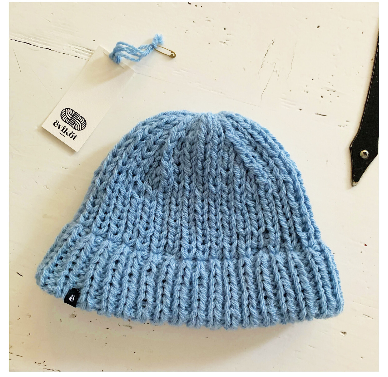 Light Blue Fisherman's Hat