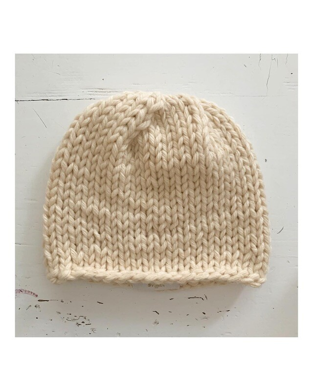 Light Beige Hat