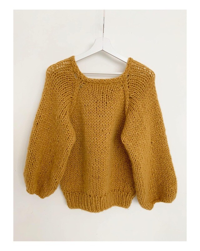 Curry Sweater