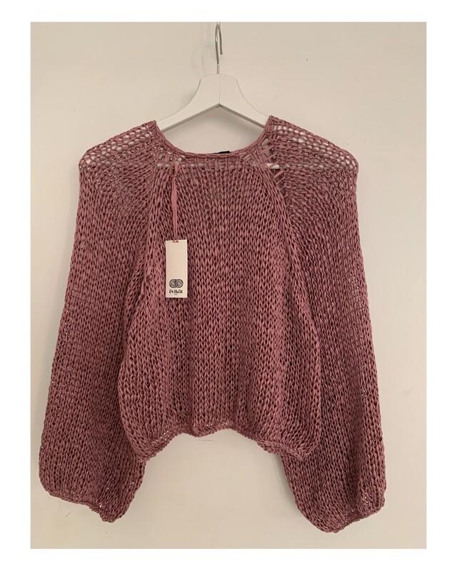 Xenia's Cinnamon Sour Cherry Soup Sweater
