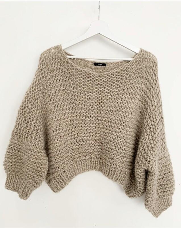 Nutmeg Sweater