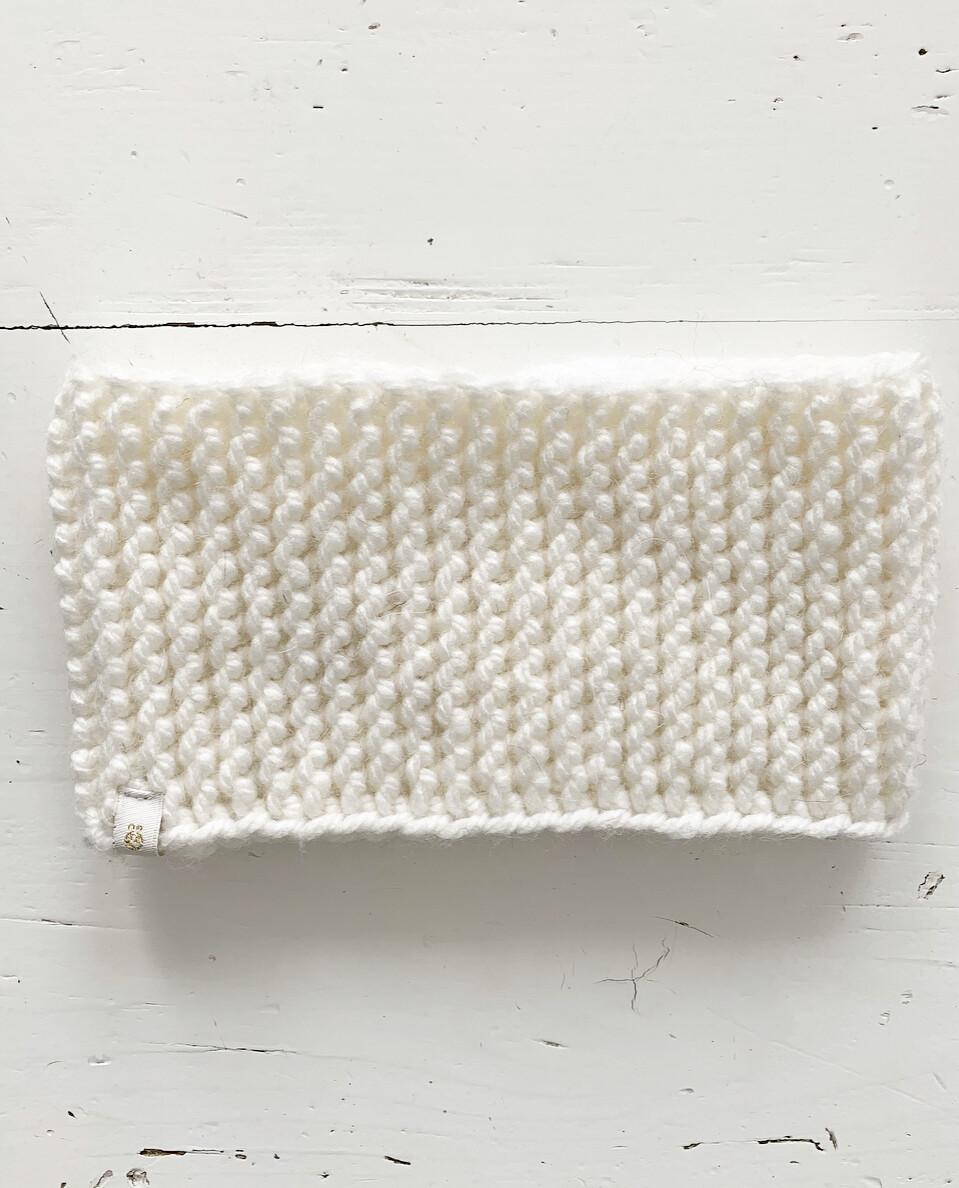 White Headband