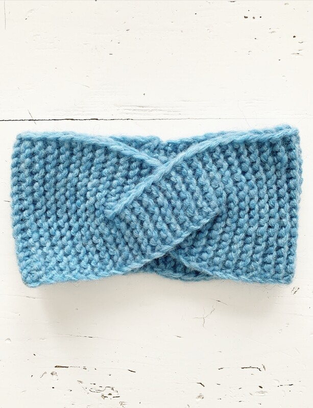 Light Blue Headband