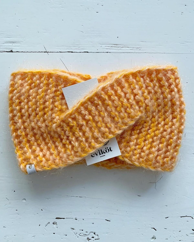 Bright Orange Headband