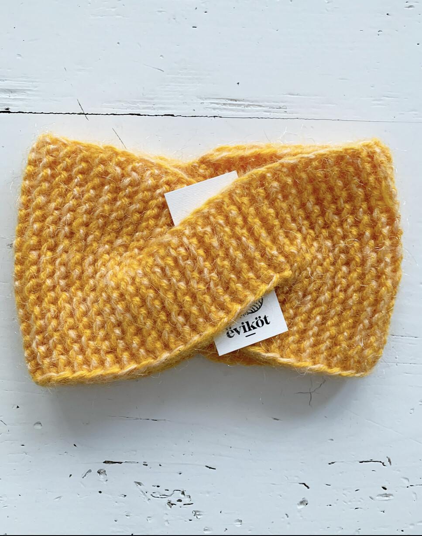 Even Brighter Orange Headband