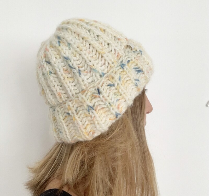 Colours and Years Hat