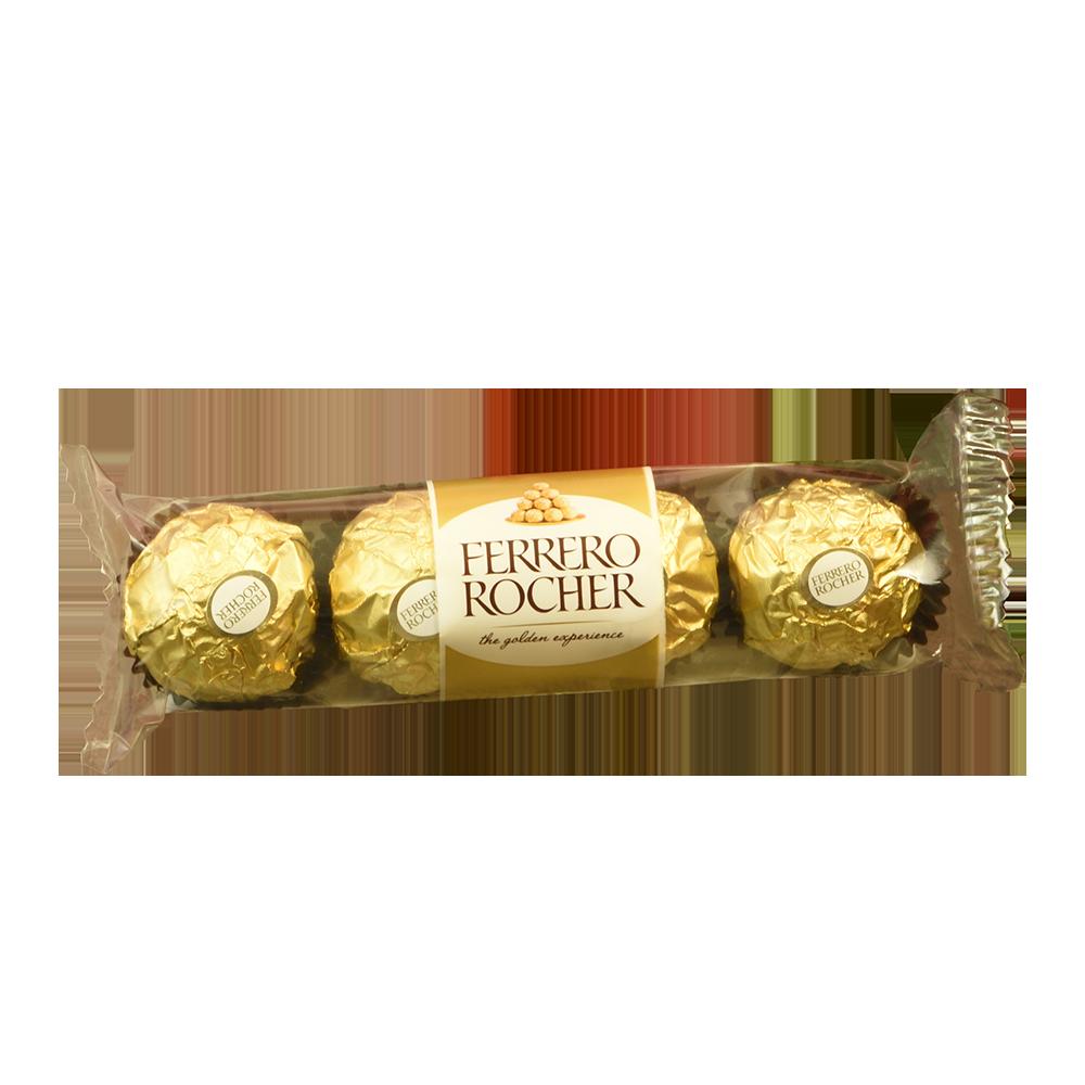 Čokoládové guľôčky Ferrero Rocher