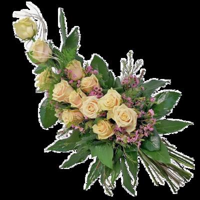 Kytica maslových ruží