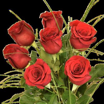 Valentínske ruže z lásky