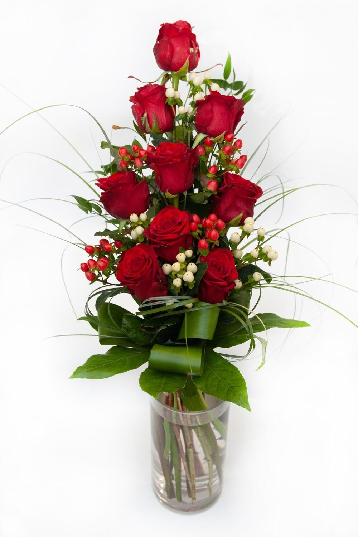 Kráľovská kytica ruží