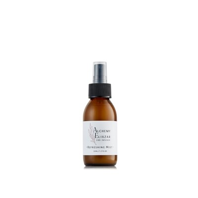 Mini Refreshing Mist Toner - 50ml