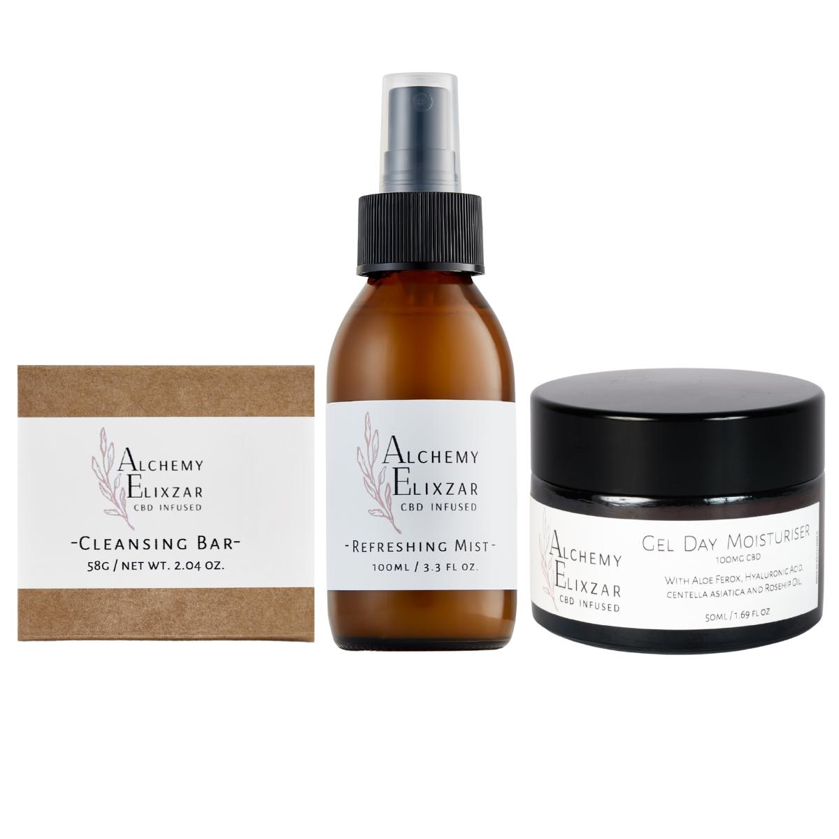 Oily Skin Solution Bundle